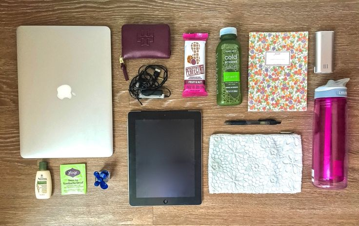 Carry-On Essentials For a Short Trip