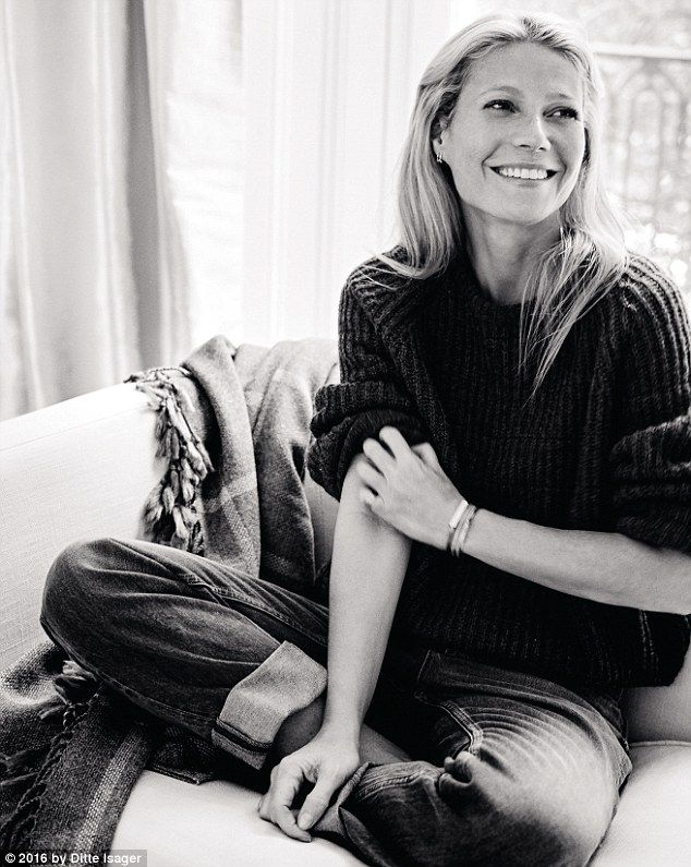 'I'm not interested in acting right now. It is very difficult to be involved in a business, be a mother and have a film career at the same time,' said Gwyneth