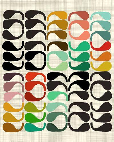 One Million Short Stories - Inaluxe Prints - Easyart.com