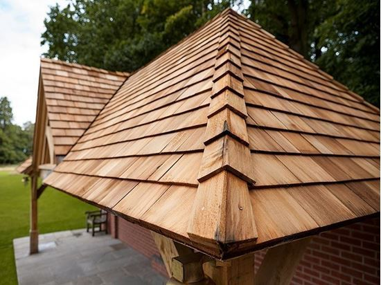 Best Hex Cedar Shingle Roof Cedar Shingle Roof Cedar Shingles 400 x 300