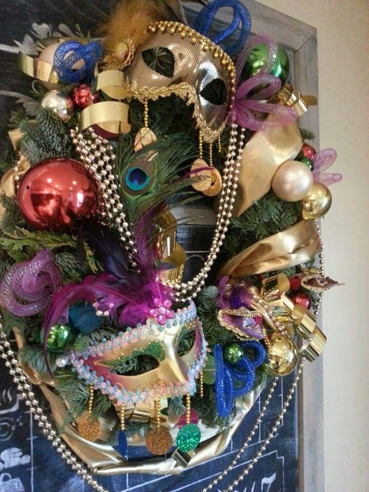 Carnaval krans