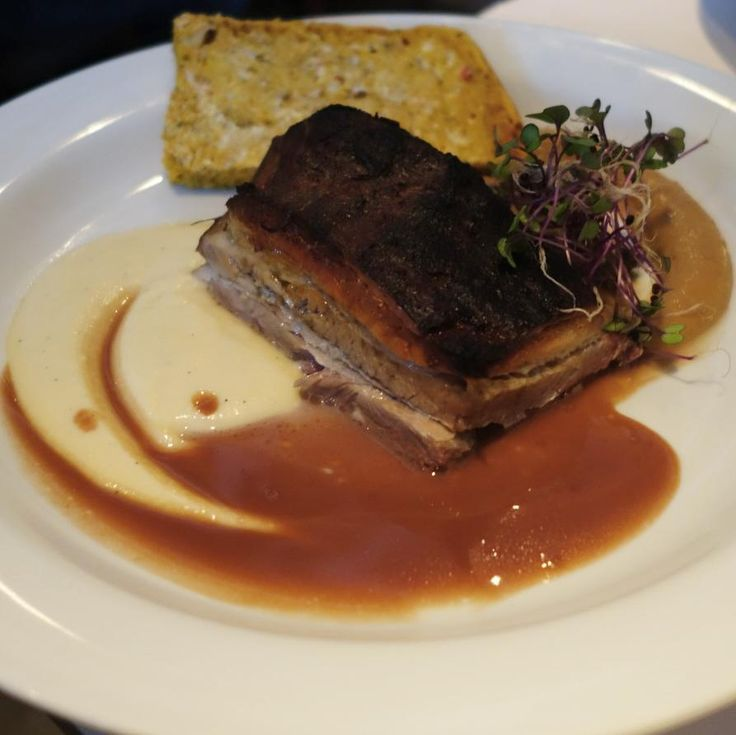 The Ultimate Experience ($34): Brined, Smoked and Braised Nagano Pork Belly