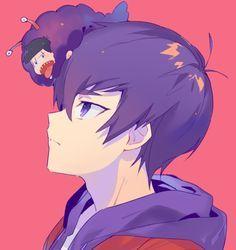 Osomatsu-san- Ichimatsu #Anime「♡」F6