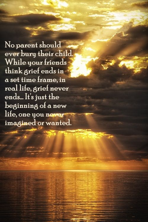 ♥ GRIEF SHARE: Plantation United Methodist Church, 1001 NW 70 Avenue, Plantation, FL 33313. (954) 584-7500. ♥ No parent should ever have to bury their child...