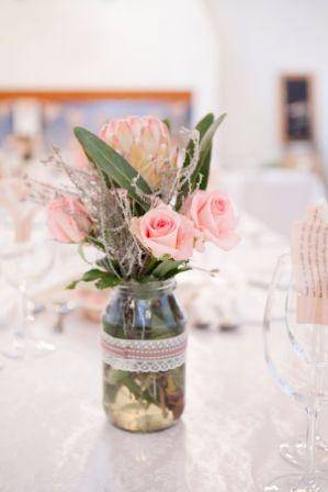 Protea, Rose & Fynbos Bouquet