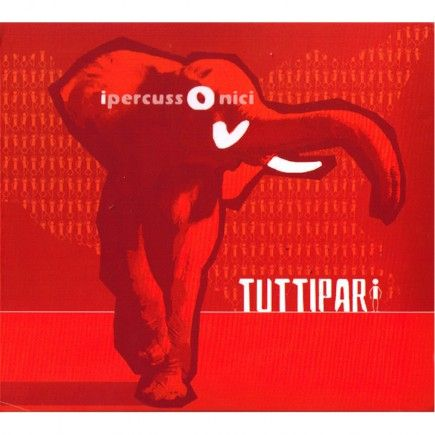 Ipercussonici - Tuttipari (2008) The first album of Ipercussionici comes like the dance on a volcano. In fact it is the Mount Etna which imparts the band from Catania/Sicily the native fire into their music. #guimbarde #jewsharp #maultrommel #musique