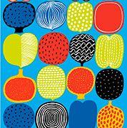 Fabric: Vatruska HW cotton fabric | Marimekko Store