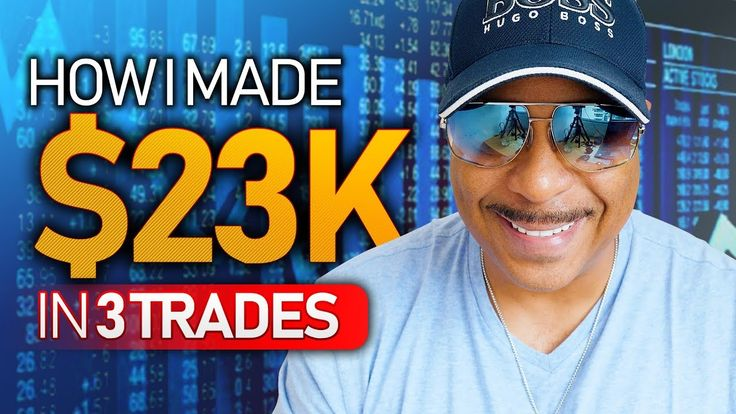 How I Made 23 000 In 3 Trades Today Preview Trading Today