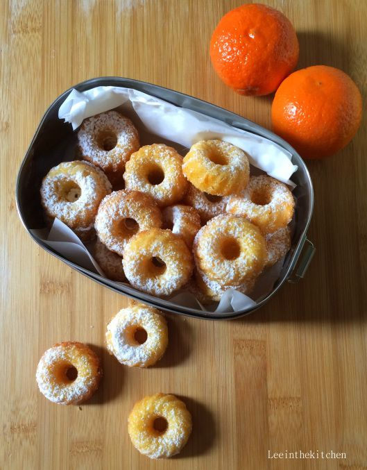 Mandarinen-Gugl