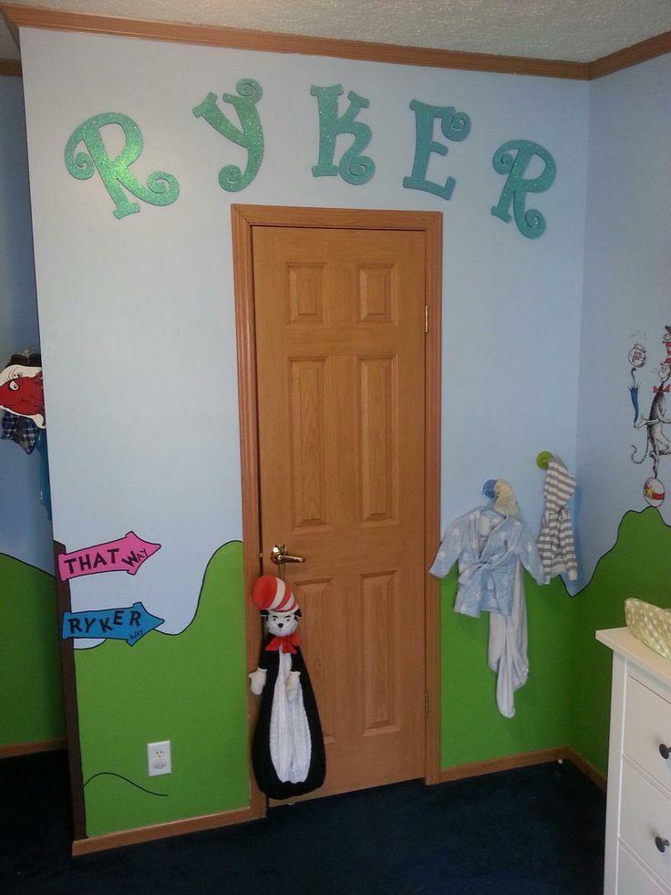 215 Best Dr. Seuss Nursery Images On Pinterest | Nursery Ideas, Dr Seuss  Nursery And DIY