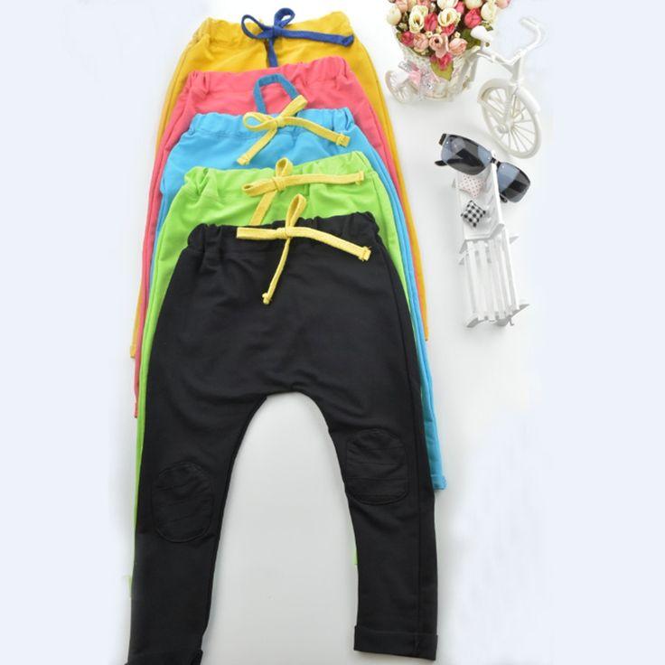 Retail 2016 kids pants baby boy clothes long trousers skinny legging print children clothing wear kids pants 100% cotton A1050 #Affiliate