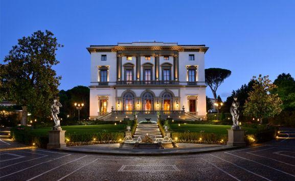 Hotel Villa Cora Florence Review