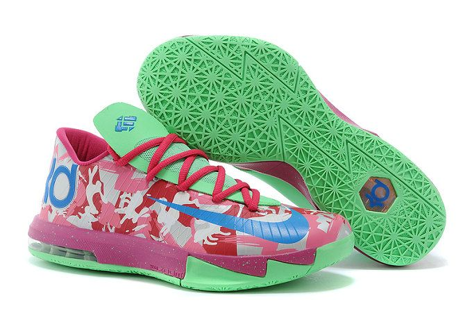 online store 05b0d 5024a KD 6 Easter ID Collection Light Arctic Pink Photo Blue Electric Green