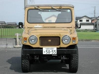 1977 daihatsu taft