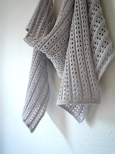 Spring Scarf Knitting Pattern : Best 25+ Knit Scarves ideas on Pinterest Knitting ...