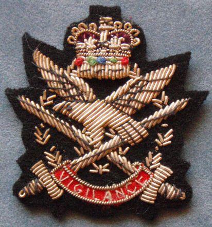 Australian Army Aviation - Bullion Beret Badge