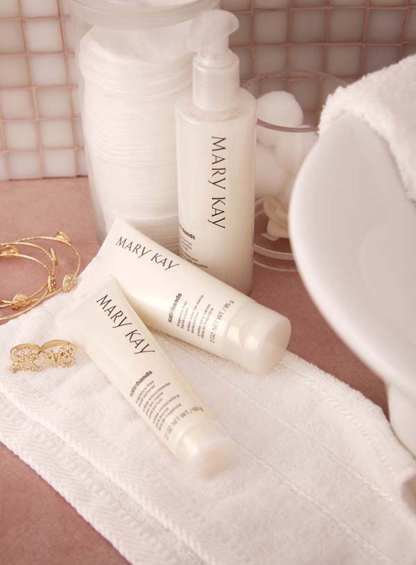 Fragrance-Free Satin Hands® Pampering Set – discover what you love™ in three easy steps. #MKLove
