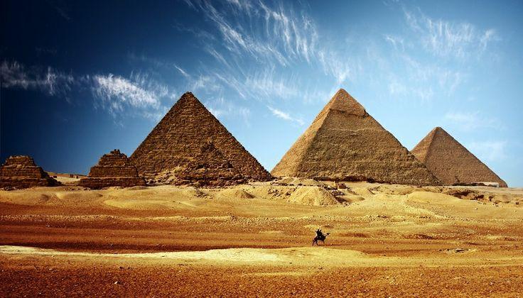Vakantie Egypte - Piramides