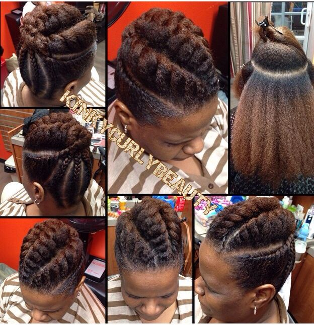 winter protective styles for natural hair 17 best images about afro winter protective style ideas on 3801 | d48b6fe441403e26bedf7f362dd2e1fd