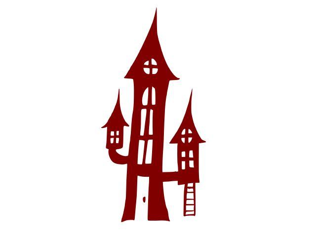 Хэллоуин-преследовало-замок-дом-5