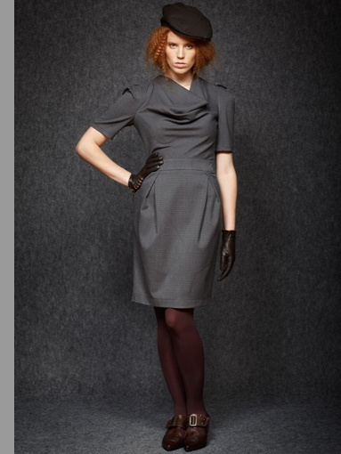 Fall - Winter 2012 | Collections | Jude  Madison Dress - 3314
