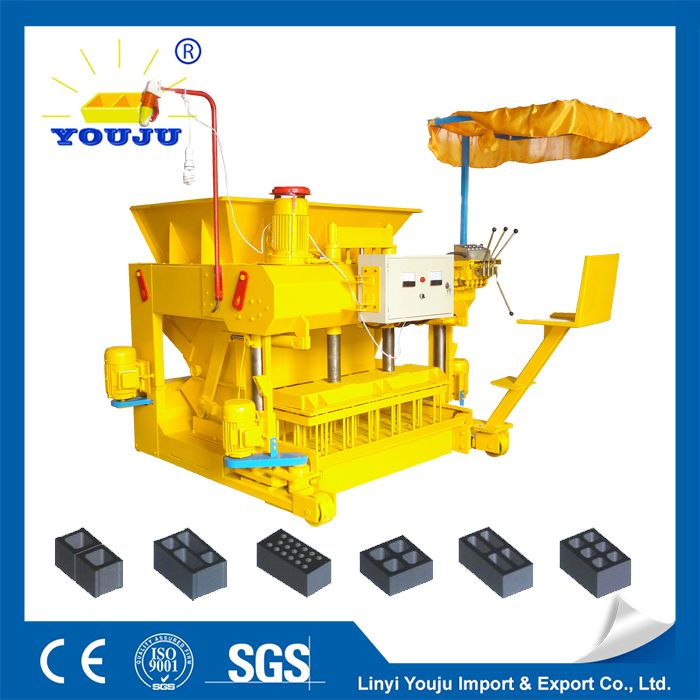 mobile block machine,egg laying block machine