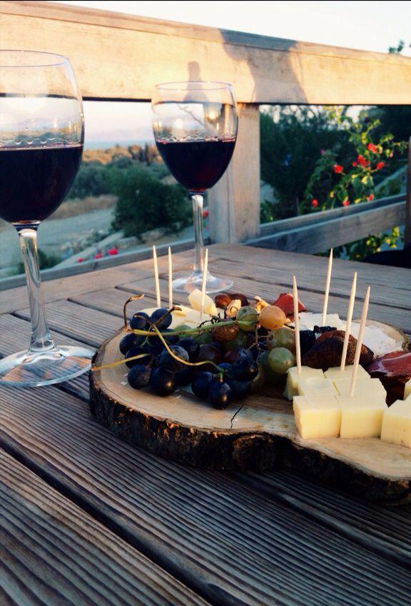 Datça vineyard&vine house