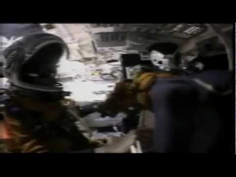 On February 1, Space Shuttle Columbia was destroyed in a disaster that claimed the lives of all seven of its crew. This video is from inside the crew cabin of Space Shuttle Columbia as it begins its re-entry and contains approximately an extra 5 minutes of footage not seen elsewhere.    While February 1 was an occasion for mourning, the efforts ...