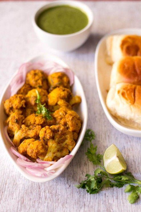 Tandoori Cauliflower   Recipe