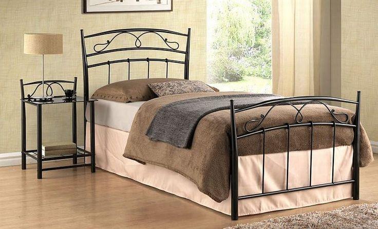 Romantyczne łóżko do sypialni Siena  http://mirat.eu/lozko-siena-90x200,id21796.html