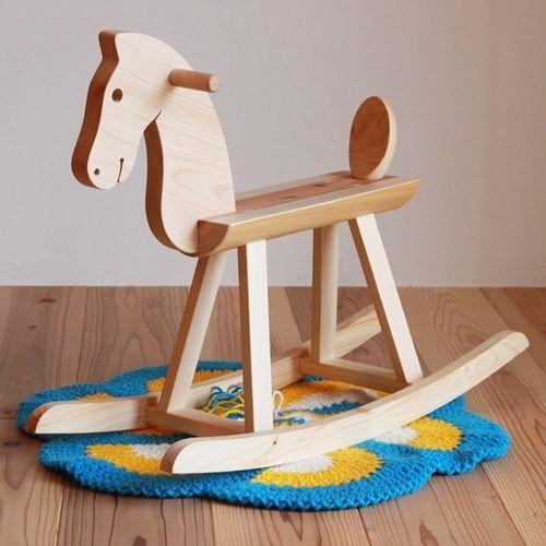 木馬 | ワシタカ工藝