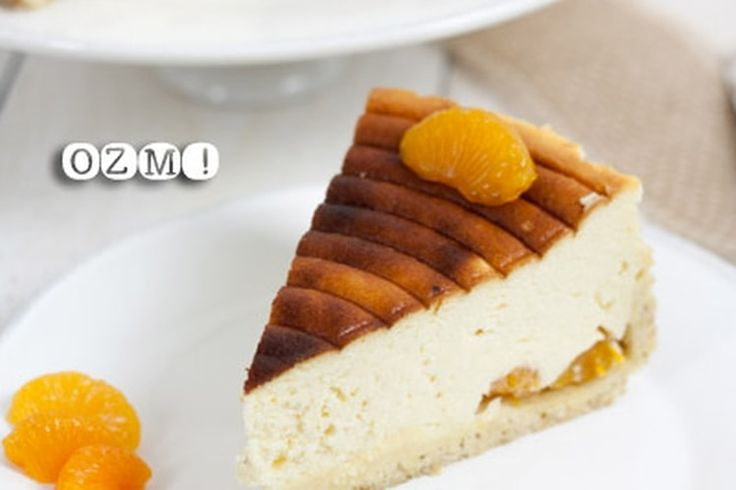 Käsekuchen | Gâteau au fromage blanc
