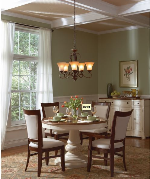 Love The Quoizel Chandelier Clarkbetty Transitional Dining RoomsThe