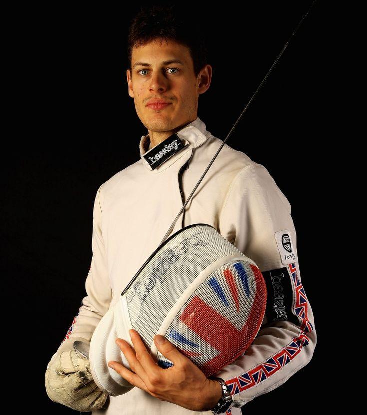 British Olympic fencer Kruse to achieve 100th international cap at St Petersburg Grand Prix