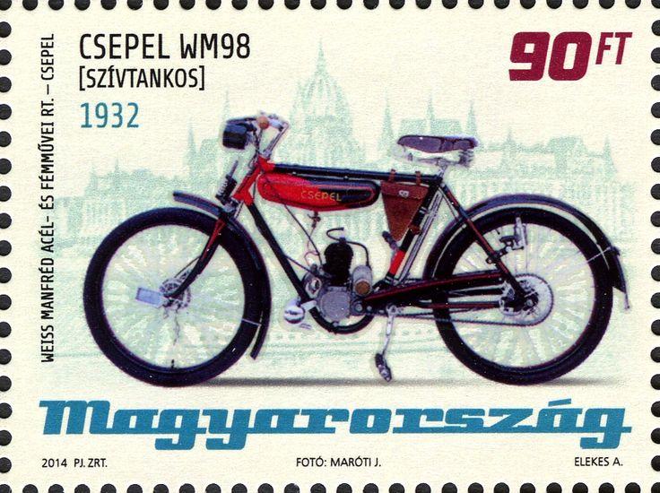 Csepel WM98 1932