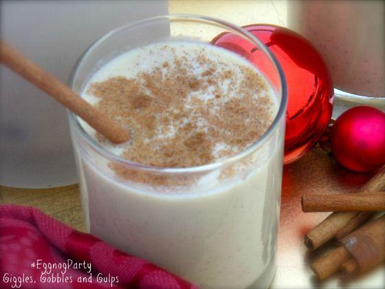 EggNogParty: Coquito Puerto Rican Coconut Eggnog via Giggles, Gobbles ...