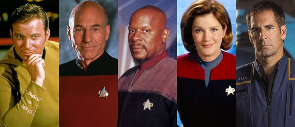 Image result for star trek individual characters