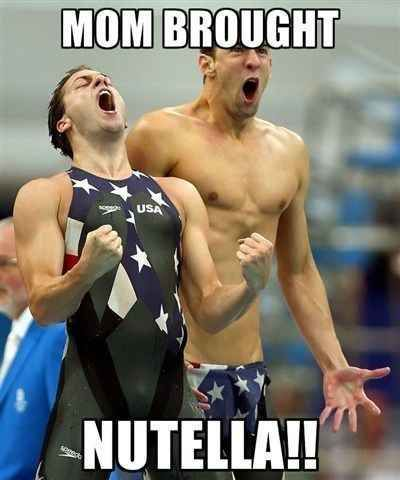 Your happiest moments in life revolve around Nutella. | 15 Signs You're Addicted To Nutella
