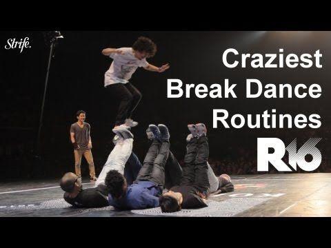 Craziest Dance Routines!!!! @ R16 Korea 2013 - YouTube