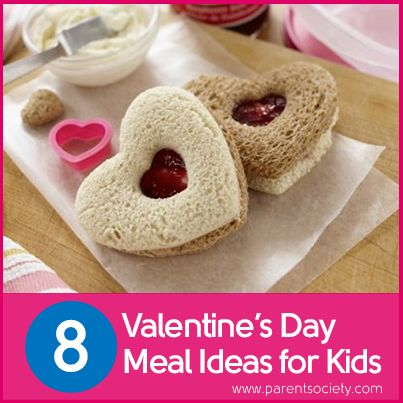 valentines day meal ideas for kids