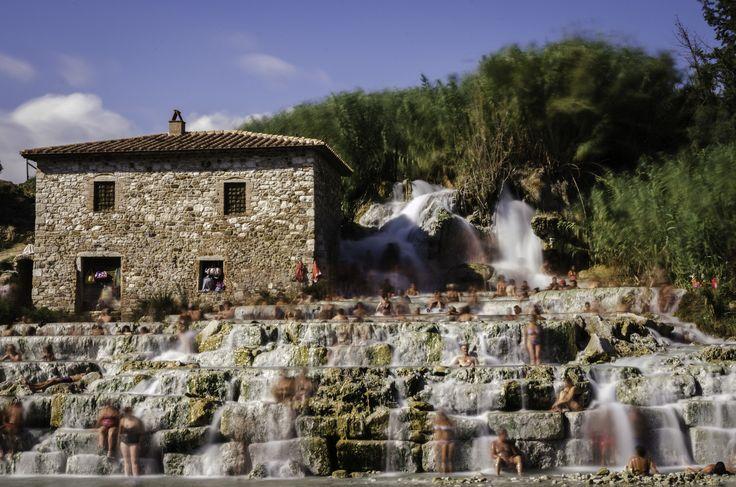 https://flic.kr/p/xVZVJp   Cascate del mulino - Terme di Saturnia
