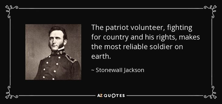 TOP 25 QUOTES BY STONEWALL JACKSON (of 51) | A-Z Quotes