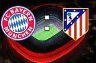 #lastminute  3 Tickets FC Bayern München  Atletico Madrid #deutschland