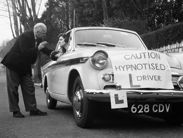 Driving Under Hypnosis