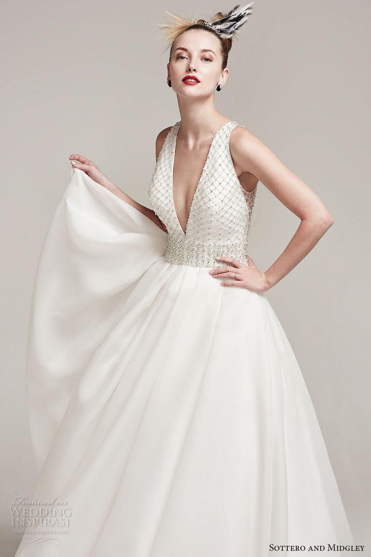 1000 ideas about deep v dress on pinterest v dress low for Low cut bra for wedding dress