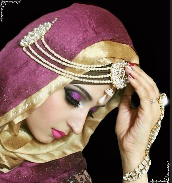 hijab bridal and formal wear