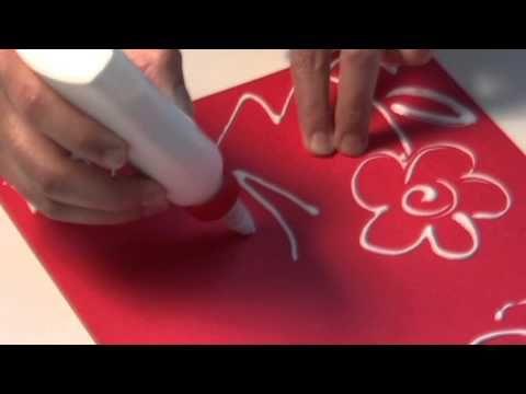 RG Elementos -  7 Marzo 2015 - Ponete creativo: Pintura con Sal - YouTube