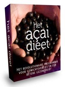 het acai dieet voedingsprogramma