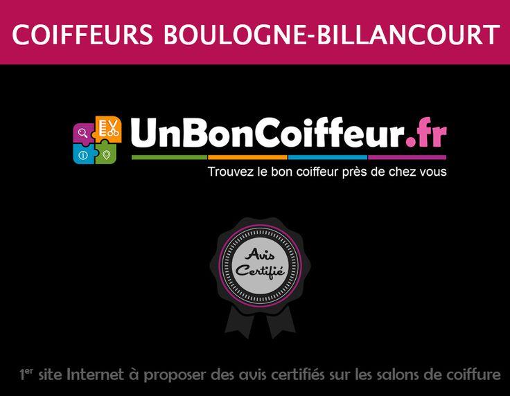 Coiffeurs Boulogne Billancourt