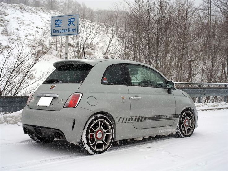 Abarth 595 Series 4 Other Variant 5 Sp Manual Unleaded Petrol 2018